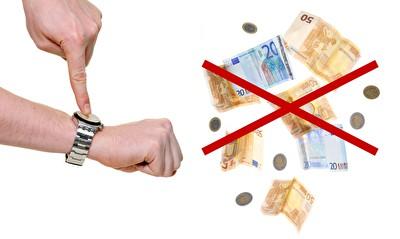 Arbeitgeber zahlt nicht: Was tun bei Lohnrückstand?